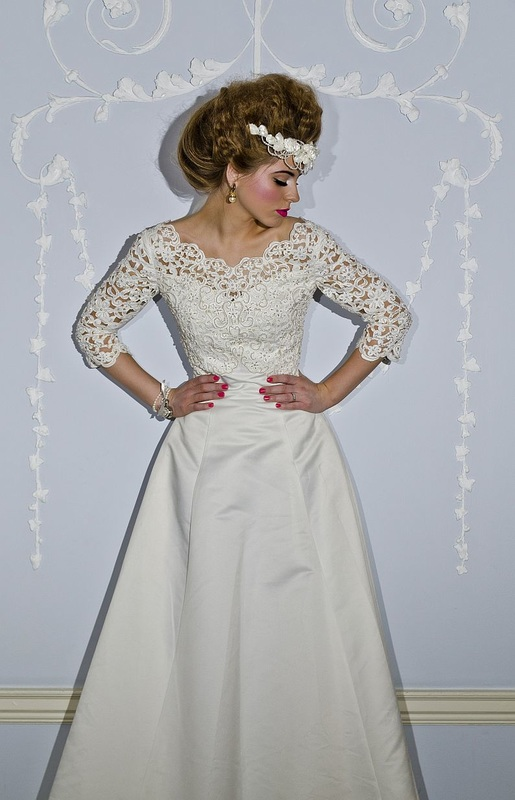 Norma Jean Vintage - Wedding Dresses From Yesteryear - FROCK FAIRS NI