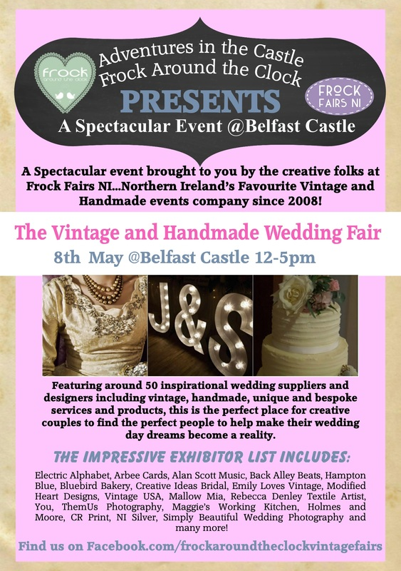 the vintage and handmade wedding fair