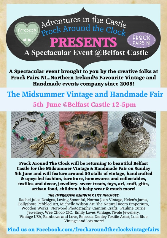 the midsummer vintage and handmade fair