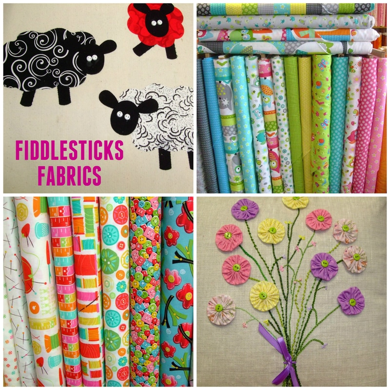fiddlesticks fabrics