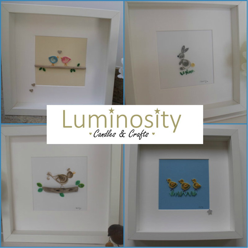 luminosity candles and crafts