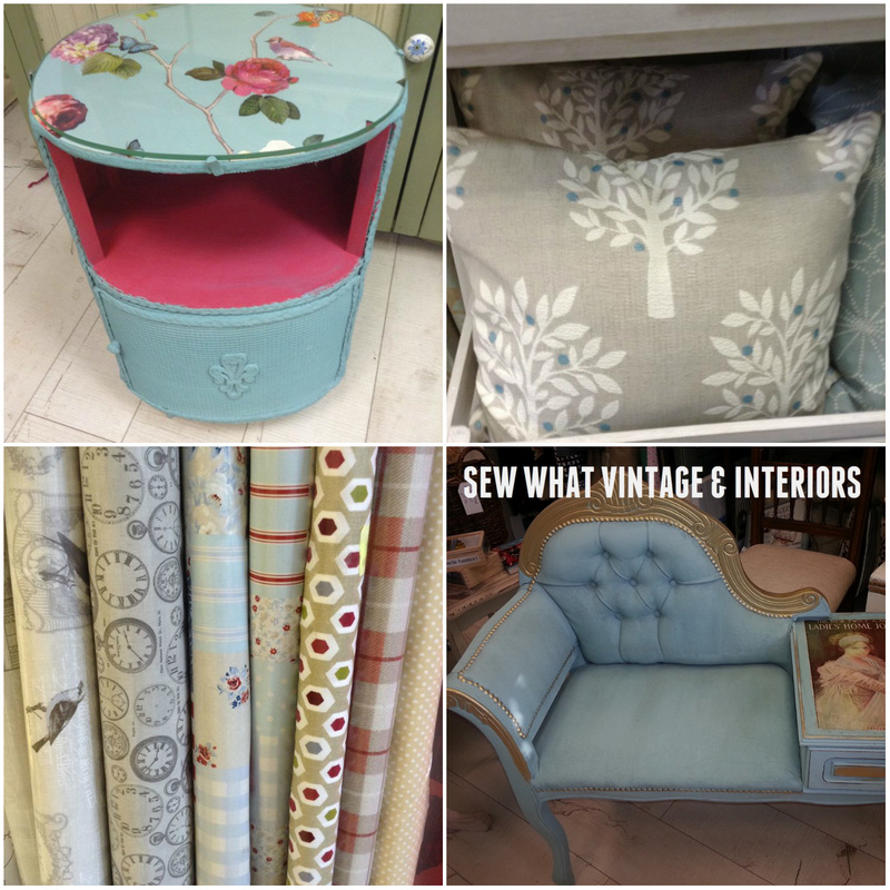 sew what vintage & interiors